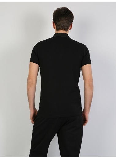 Colin's Polo Yaka Tişört Siyah